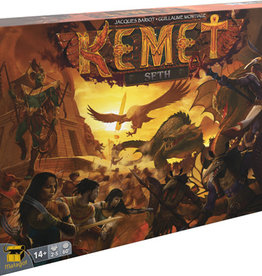 Matagot Kemet: Ext. Seth (ML)
