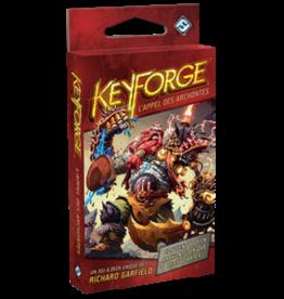 Fantasy Flight KeyForge: L'Appel Des Archontes (FR) Boite de 12