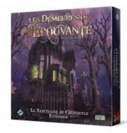Fantasy Flight Games Les Demeures De L'Épouvante: Ext. Le Sanctuaire Du Crépuscule: 2ième Édition (FR)