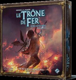 Fantasy Flight Le Trône De Fer: Le Jeu De Plateau: Ext. Mère Des dragons: 2ème édition (FR)