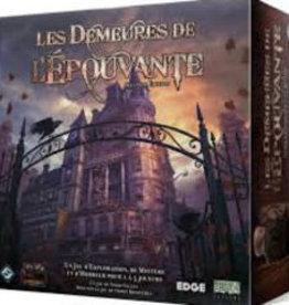 Fantasy Flight Games Les Demeures De L'Épouvante: 2ième Édition (FR)