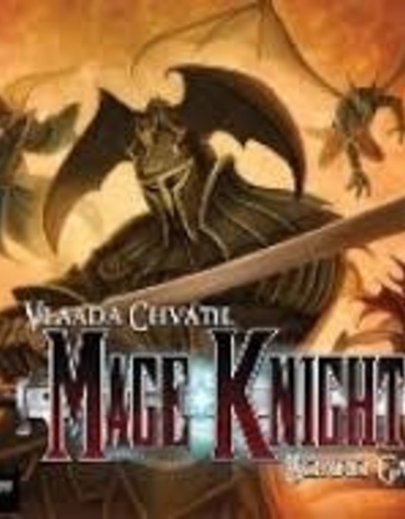 Intrafin Games Mage Knight: Jeu De Plateau (FR)