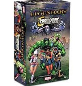Upper Deck Marvel Legendary: Ext. Champions (EN)