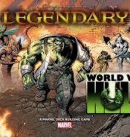 Upper Deck Marvel Legendary: Ext. World War Hulk (EN)