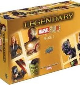 Upper Deck Marvel Legendary: Ext. Marvel Studios: The First Ten Years: Phase 1 (EN)
