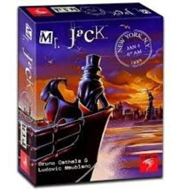 Hurrican Mr. Jack: A New York (ML)