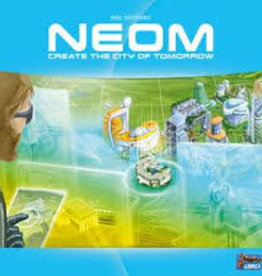 Lookout Games Neom: Create The City Of Tomorrow (EN)