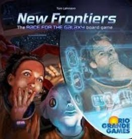 Rio Grande Games New Frontiers: The Race Of The Galaxy Board Game (EN)
