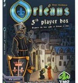 Tasty Minstrel Orleans: Ext. 5th Player (EN)