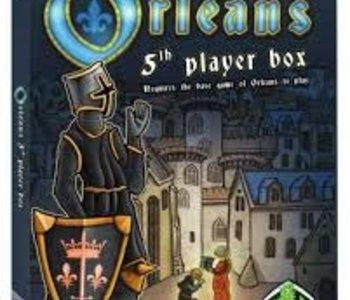 Orleans: Ext. 5th Player (EN)