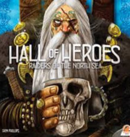 Renegade Game Studio Raiders Of The North Sea: Ext. Hall Of Heroes (EN)