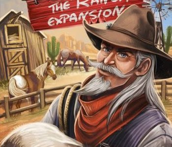 Saloon Tycoon: Ext. The Ranch (EN) (commande Spéciale)