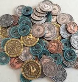 Stonemaier Games Scythe Ext. Metal Coins (ML)