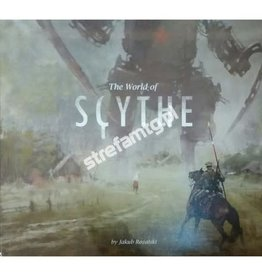 Stonemaier Games Scythe: Ext. Art Book (EN)