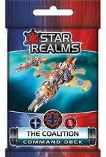 White Wizard Games Star Realms: Command Deck: The Coalition (EN)