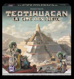 Pixie Games Teotihuacan: La Cité des Dieux (FR)