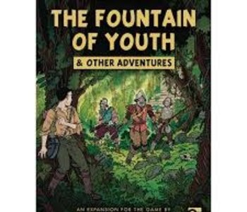The Lost Expedition: Fountain Of Youth & Other Adventures (EN)