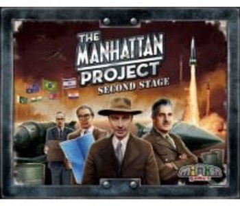 The Manhattan Project: Ext. Second Stage (EN)