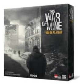 Edge This War Of Mine: Le Jeu De Plateau (FR)