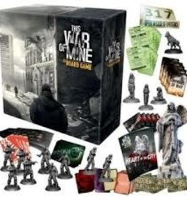 Galakta This War Of Mine: The Board Game (EN)