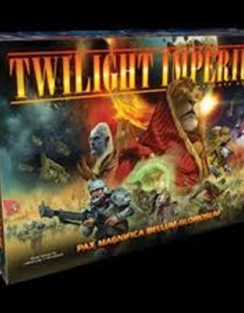 Fantasy Flight Games Twilight Imperium: 4ème Edition (FR)