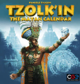 Czech Games Edition Tzolk'in: The Mayan Calendar (EN)