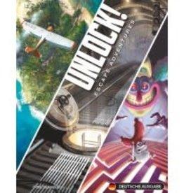 Space Cowboy Unlock! 1: Escape Adventures (FR)