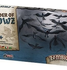 Cool Mini Or Not Zombicide: Black Plague: Murder Of Crowz (ML)