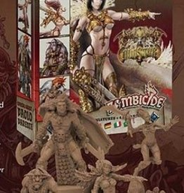 Cool Mini Or Not Zombicide: Black Plague: Paolo Pariente (ML) (Commande Spéciale)