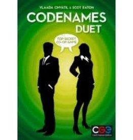 Czech Games Edition Codenames: Duet (EN)  (commande spéciale)