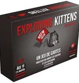Exploding Kittens Exploding Kittens: NSWF (FR)