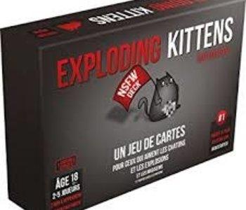 Exploding Kittens: NSFW (FR)