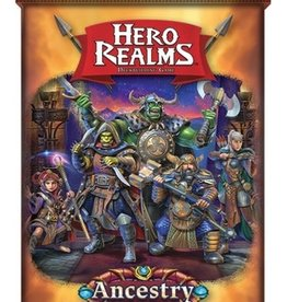 White Wizard Games Précommande: Hero Realms: Ext. Ancestry Pack (EN)