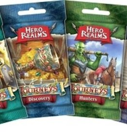 White Wizard Games Précommande: Hero Realms: Journeys: Ext. Conquest Pack (EN)