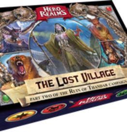 White Wizard Games Précommande: Hero Realms: Ext. The Lost Village (EN)