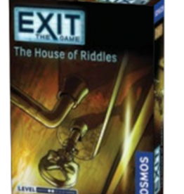 Thames & Kosmos Précommande: Exit: The House Of Riddles (EN)