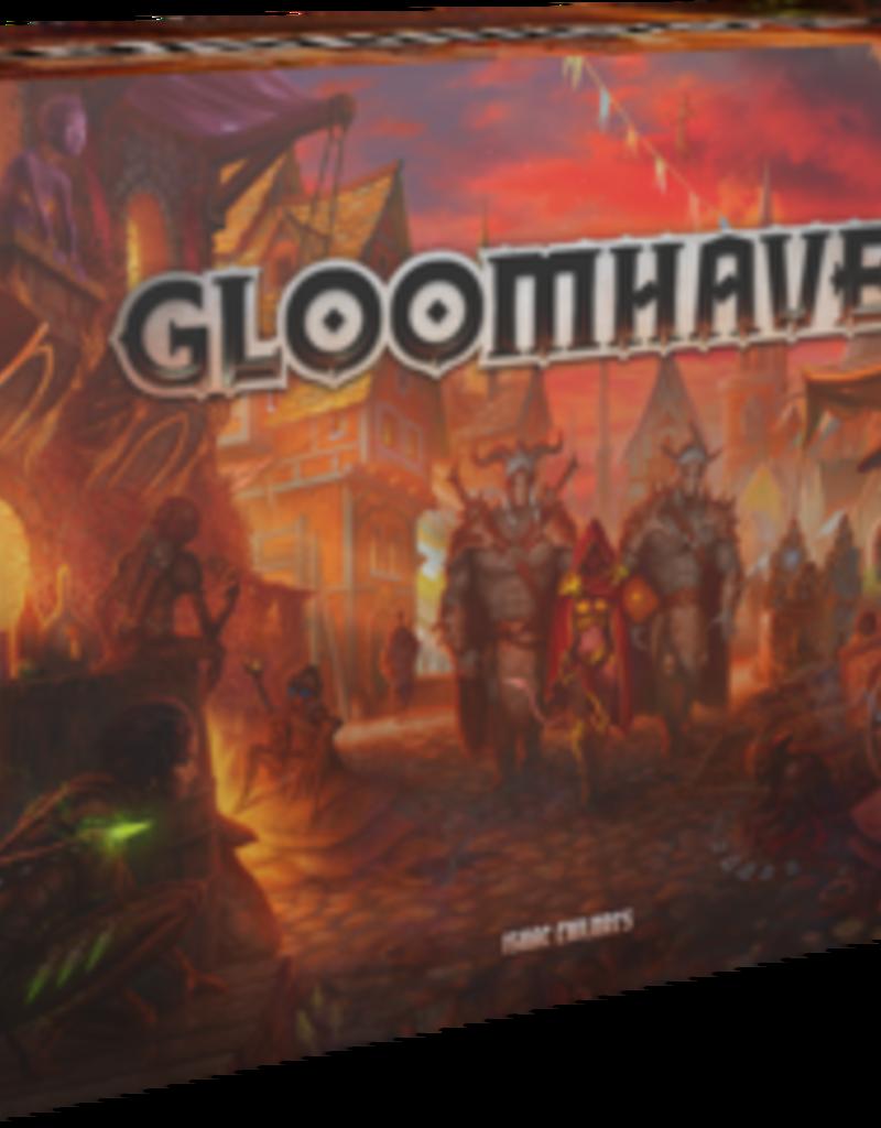 Cephalofair Games Précommande: Gloomhaven (FR)