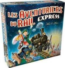 Days of Wonders Précommande: Aventuriers du Rail: Express: Londres (FR)
