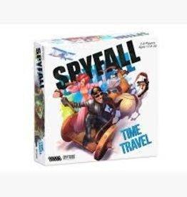 Hobby World Précommande: Spyfall: Time Travel (EN)