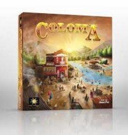 Final Frontier Games Précommande: Coloma (EN)