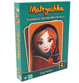 Matagot Précommande: Matryoshka: Échangez Vos Poupées Russes (FR)
