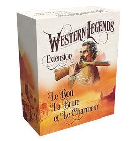 Matagot Précommande: Western Legends: Ext. Le Bon, La Brute et Le Charmeur (FR)