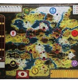 Stonemaier Games Scythe: Plateau De Jeu En Néoprène (Importation) (ML)