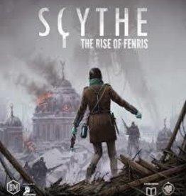 Matagot Scythe: Ext. Le Réveil De Fenris (FR)