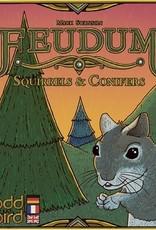 Odd Bird Games Feudum - Squirrels and Conifers (ML) (commande spéciale)