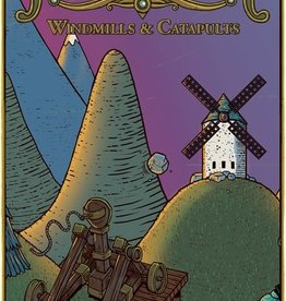 Odd Bird Games Feudum - Windmills and Catapult (ML) (commande spéciale)