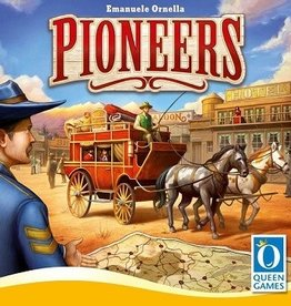 Queen Games Pioneers (ML)