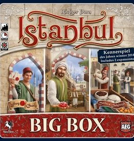 Alderac Entertainment Group Istanbul: Big Box (EN)