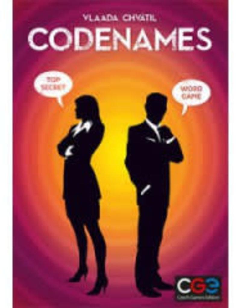 Czech Games Edition Codenames (EN)