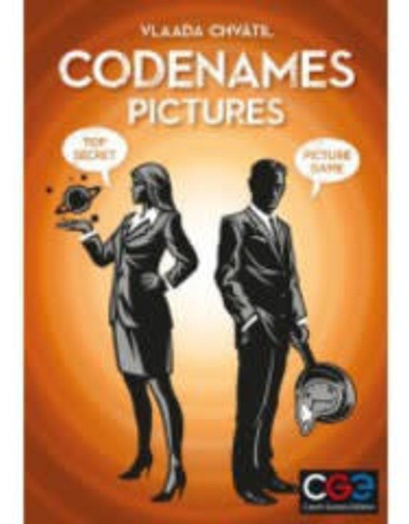 Czech Games Edition Codenames: Pictures (EN)